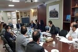 جلسه دبیرکل فدراسیون با مسئولان باشگاه پرسپولیس برگزار شد
