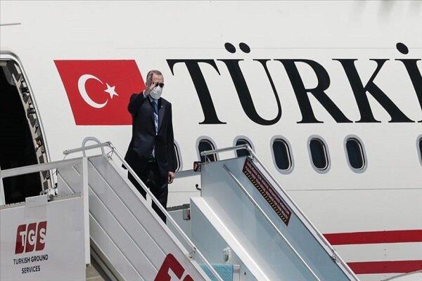 Erdoğan ve MHP lideri Bahçeli Kuzey Kıbrıs'ta