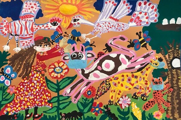 COVID-19 Children's Art Competition winners announced