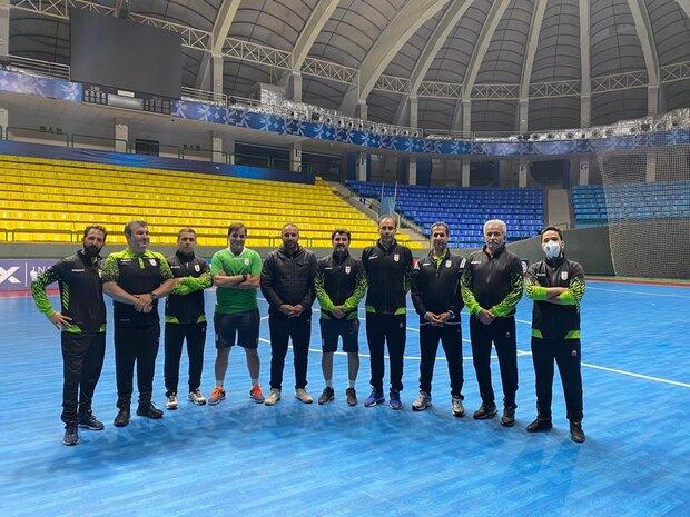 نحوه ابتلای کادر فنی تیم ملی فوتسال به کرونا مشخص شد