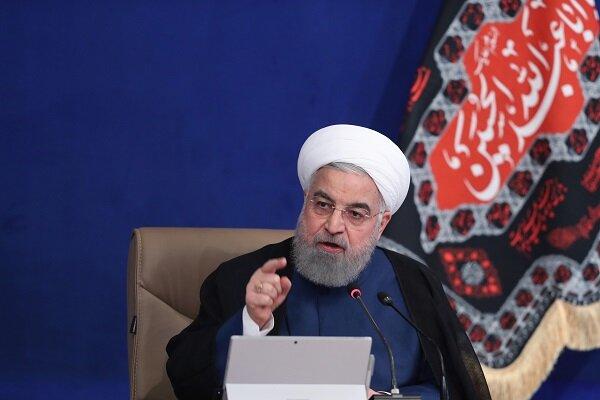 دہشت گردوں کو ایران کی سرحدوں کے قریب نہیں لانے دیں گے