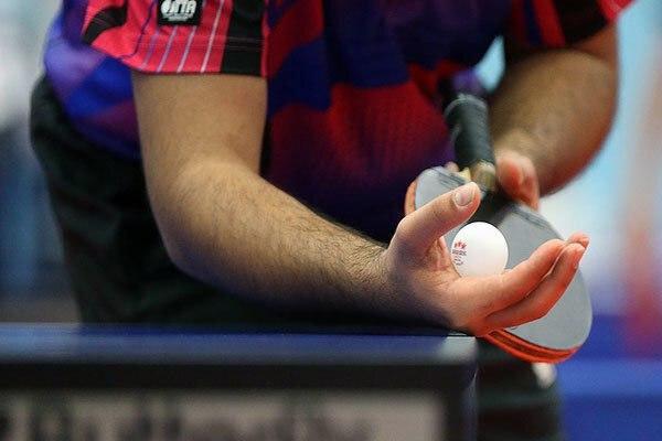 میزبانی بینالمللی تنیس روی میز ایران بعداز ۷سال/جام فجر در تهران