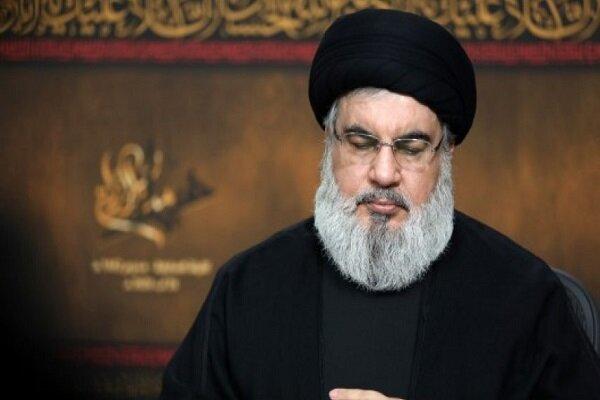 Nasrullah'tan İslam Devrimi Lideri'ne taşekkür mesajı