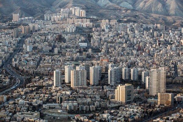 میانگین قیمت مسکن در منطقه یک ۵ برابر ارزانترین منطقه تهران