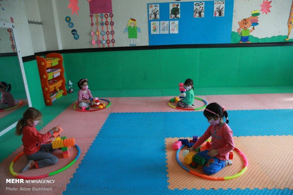 روان درمانی کودکان با شن بازی/تقویت مهارت های کلامی