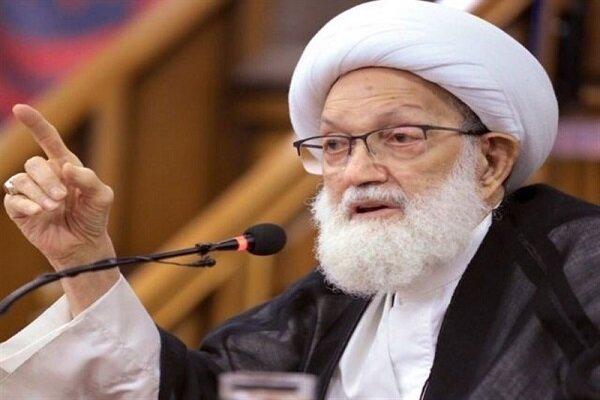 اقدامات سرکوبگرانه و شکنجه نمی تواند صدای ملت بحرین را خاموش کند