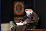 حسینیہ امام خمینی میں سیدالشہداء کے چہلم کی مناسبت سے زیارت اربعین