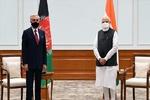 مودی: دهلینو از صلح پایدار در افغانستان حمایت میکند