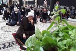 مراسم اربعین حسینی در شهرستان فردوس