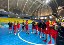 اردوی تیم ملی فوتسال در کیش و مشهد برگزار میشود