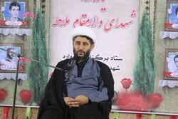 روحیه ایثار و شهادت در جامعه تداوم دارد/ شهدا رمز اقتدار ایران