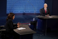 Pence, Harris argue over Iran in US election debate