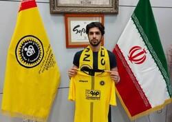 قرارداد پاپی با تیم فوتبال سپاهان تمدید شد