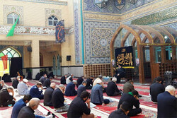 عزاداری اربعین حسینی در ورامین برگزار شد
