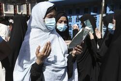 عطر دعای اربعین در استان سمنان طنین انداز شد