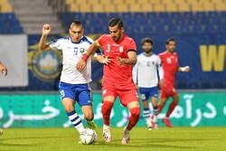 تیم ملی فوتبال ایران و ازبکستان