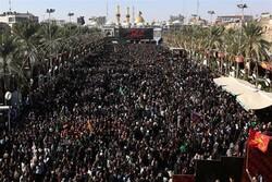 """حناجر المغردین تصدح فی العراق .. """" ١٤ ملیون شیعی مقاوم """""""