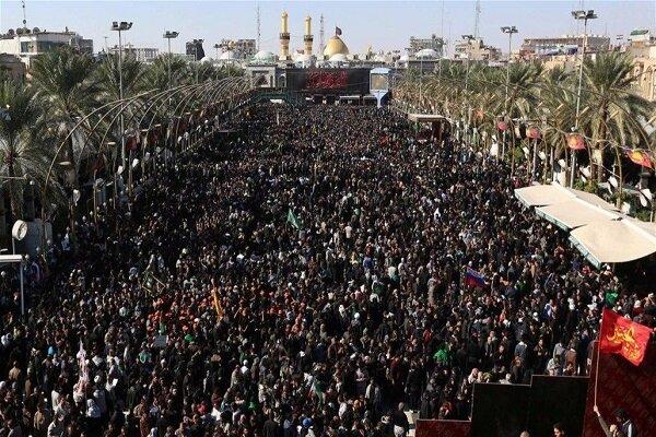 اللجنة العليا للصحة والسلامة العراقية توافق على دخول 30 ألف زائر ايراني