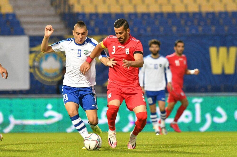 Iran FIFA ranking