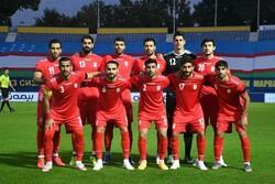 ايران في المركز الثاني آسيويا والـ 31 عالميا