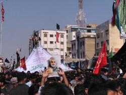 پاکستان بھر میں سید الشہداء  علیہ السلام کا چہلم مذہبی عقیدت و احترام سے منایا گیا