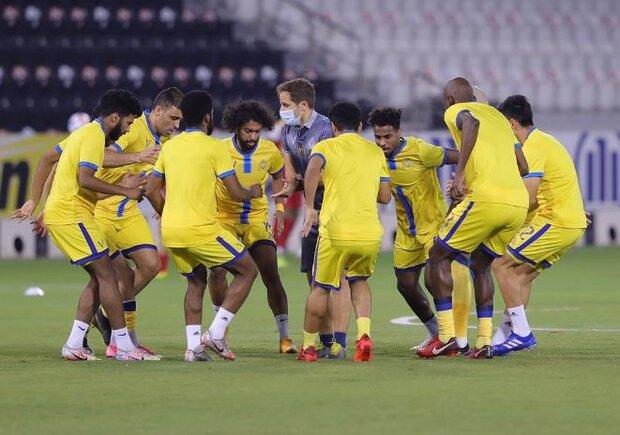سه بازیکن النصر برای دیدار با فولاد کرونا گرفتند!