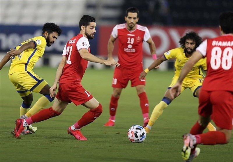 Afc Dismisses Protest Lodged By Al Nassr Tehran Times