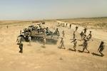ارتش عراق ۴ عنصر تکفیری داعش را شناسایی و بازداشت کرد