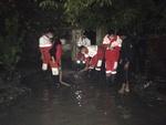 ثبت بارش ۷۵ میلی متری در جلین/۱۷ خانوار در آزادشهرامدادرسانی شدند