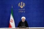 روحاني: سنقف إلى جانب الشعب بكل طاقاتنا لمكافحة فيروس كورونا