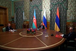 Armenia, Azerbaijan agree to ceasefire on Sat. noon