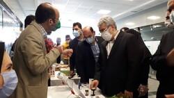 نمایشگاه دستاوردهای واحدهای فناور گلستان افتتاح شد