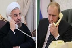 روحاني لبوتين: ندعم وقف اطلاق النار في قره باغ