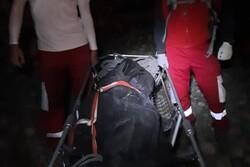 کشف جسد مرد ۶۰ ساله در کوه «یافته» لرستان