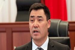 پارلمان قرقیزستان کابینه «سدیر جباروف» را تأئید کرد