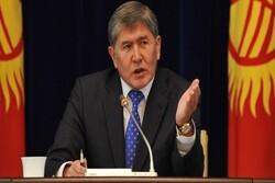 رئیسجمهور سابق قرقیزستان دوباره بازداشت شد