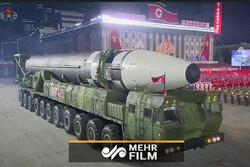 VIDEO: North Korea unveils massive new ballistic missile
