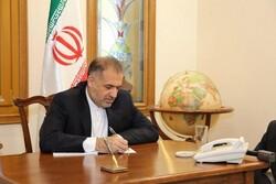 السفير الإيراني في مسكو: المشاورات بين ايران وروسيا مستمرة حول ازمة قرة باغ