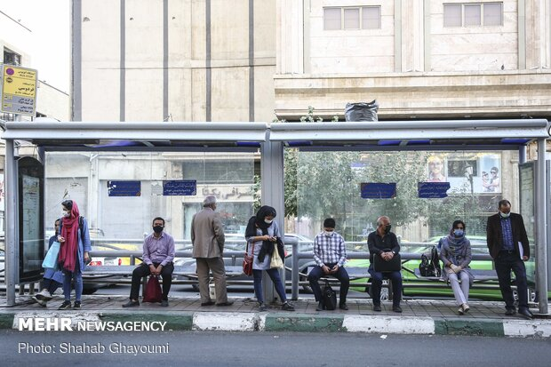 Iran's daily COVID-19 infections exceed 13,700