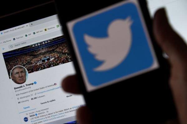 توئیتر به پیام ترامپ برچسب «گمراهکننده» زد