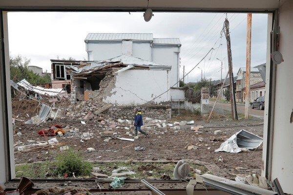 وزارت دفاع ارمنستان کنترل ارتش آذربایجان بر «قبادلی» را تأیید کرد
