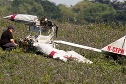 وقوع سانحه هوایی در غرب فرانسه/ پنج تن کشته شدند