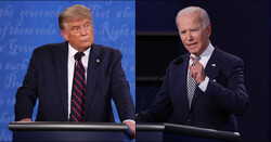 Joe Biden leads Donald Trump by 17 points: poll