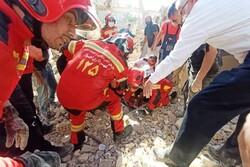 انفجار گاز در اهواز باز هم حادثه آفرید/ ۵ نفر مصدوم شدند