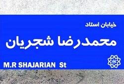 نامگذاری هیچ خیابانی به نام شجریان قانونی نیست/ شهرداری تخلف کرد