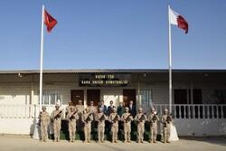 BAE'den Türkiye'nin Fars Körfezi'ndeki askeri varlığına tepki