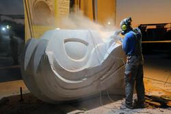 سمپوزیوم مجسمهسازی «هفت سنگ» در کیش