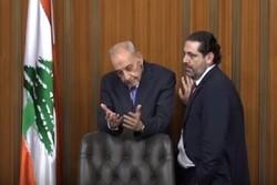 سعد حریری و نبیه بری با یکدیگر دیدار می کنند