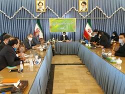 اردبیل استان پیشرو در آبیاری تحت فشار در کشور