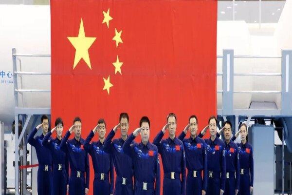 ۱۸ فضانورد چینی به مدار زمین می روند